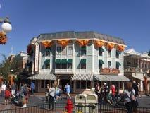 Mainstreet Disneyland Imagen de archivo