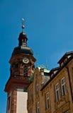 mainstreet heidelberg церков Стоковое Изображение