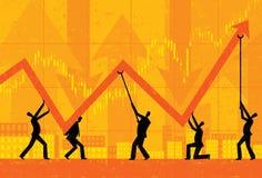 Maintaining Profits Royalty Free Stock Photo
