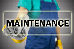 Maintenance Images stock