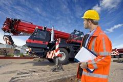 Maintenance engineer Royalty Free Stock Image
