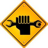 Maintenance et réparation Image libre de droits
