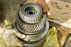 Maintenance mécanique Images stock
