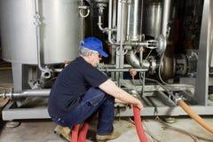 Maintenance machinery Stock Photo