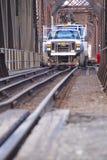 Maintenance Rail Line Track Stock Images