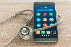 Maintenance and repair smart phone stock images