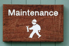Maintenance Stock Photos