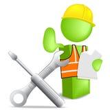 Maintenance. Under construction symbol icon - vector Stock Photography
