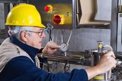Maintenance work Royalty Free Stock Photos