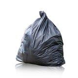 Maintenez les déchets dans le sac pour pour éliminer Photos libres de droits