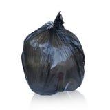 Maintenez les déchets dans le sac pour pour éliminer Images stock