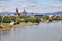 Mainz Royalty Free Stock Image