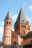 Mainz Cathedral Stock Images