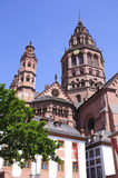 Mainz Cathedral Royalty Free Stock Photos
