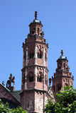 Mainz Cathedral Stock Photos