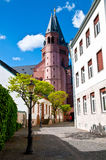 Mainz Dome Stock Photography