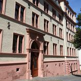 Mainz, Germania Fotografia Stock