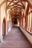 Mainz, Germany. Town in Rhineland-Palatinate region. Collegiate Church of St. Stephan royalty free stock photography