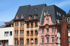 Mainz, Germany Royalty Free Stock Photography