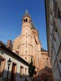 Mainz-Haube stockbild