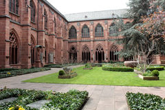 Mainz-Kathedrale Stockfoto