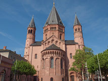 Mainz-Kathedrale Stockfotos