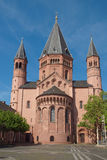 Mainz-Kathedrale Lizenzfreie Stockfotos