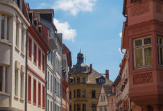 Mainz Old Town Royalty Free Stock Image