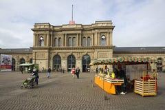 Mainz Railway Station Stock Photo