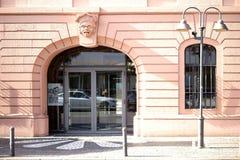 Mainz stanu muzeum Obrazy Royalty Free
