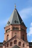 Mainzer Dom-Kathedrale Lizenzfreie Stockbilder