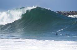 Maio 19 2011 a cunha, praia de Newport, CA Fotografia de Stock Royalty Free