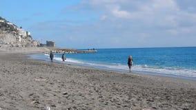 Maiori - paseo por el mar
