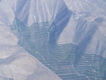 Maipo dolina, Santiago de Chile, Chile Fotografia Royalty Free