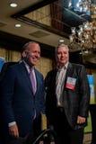 Maire-élisez Darrell Steinberg à la conférence 2016 de SEJ Photos stock