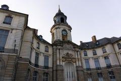 Mairie de Rennes, κτήριο αιθουσών πόλεων Rennes στοκ φωτογραφία