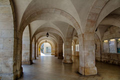 Mairie in Ornans Royalty Free Stock Images