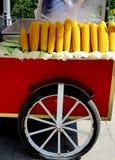 Mais auf Rädern Stockbilder