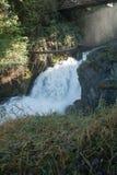 Mais baixas quedas de Tumwater Foto de Stock Royalty Free