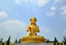 Mais do que aproximadamente 1700 anos há, templo dos famen de China xian de Buddh Fotografia de Stock Royalty Free