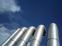 Mais perto do céu mais perto da lareira Foto de Stock Royalty Free