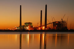 Mais potência de carvão Foto de Stock Royalty Free