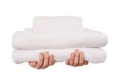 Mais toalhas Imagem de Stock Royalty Free