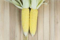 Mais und Produkte Lizenzfreie Stockfotos