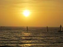 Mais veleiros Imagem de Stock Royalty Free