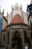 Maisel Synagogue_Prague Stock Photography