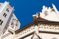 Maiselova Synagoga Royalty Free Stock Photo