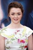 Maisie Williams Stock Photography