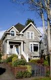 Maison à Seattle, Washington Photographie stock libre de droits