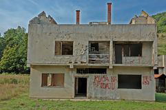 Maison à vendre Photo libre de droits